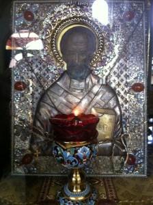 Чудотворный образ святителя Николая